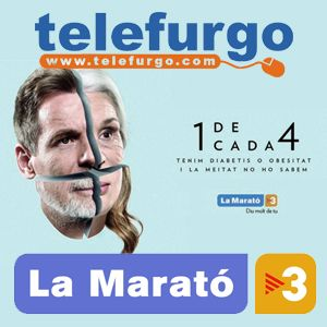 La marató TV3 y Telefurgo