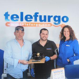 Premio Triconio otorgado a Telefurgo