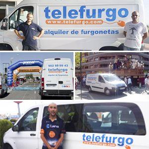 Telefurgo participa en eventos solidarios